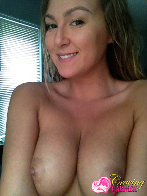 nice pair of tits on craving carmen